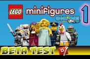 LEGO Minifigures Online - Part 1 - THE ADVENTURE BEGINS! (HD Gameplay Beta Test), Let's Play LEGO Minifigures Online, LEGO Minifigures Online Gameplay LEGO Minifigures Online Multiplayer, LEGO Minifigures Online Online Modus