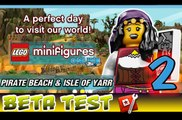 LEGO Minifigures Online - Part 2 - PIRATE BEACH & ISLE OF YARR (HD Gameplay Beta Test)  Let's Play LEGO Minifigures Online, LEGO Minifigures Online Gameplay LEGO Minifigures Online Multiplayer, LEGO Minifigures Online Online Modus