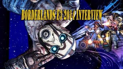 Borderlands the pre-squeal Interview E3 2014