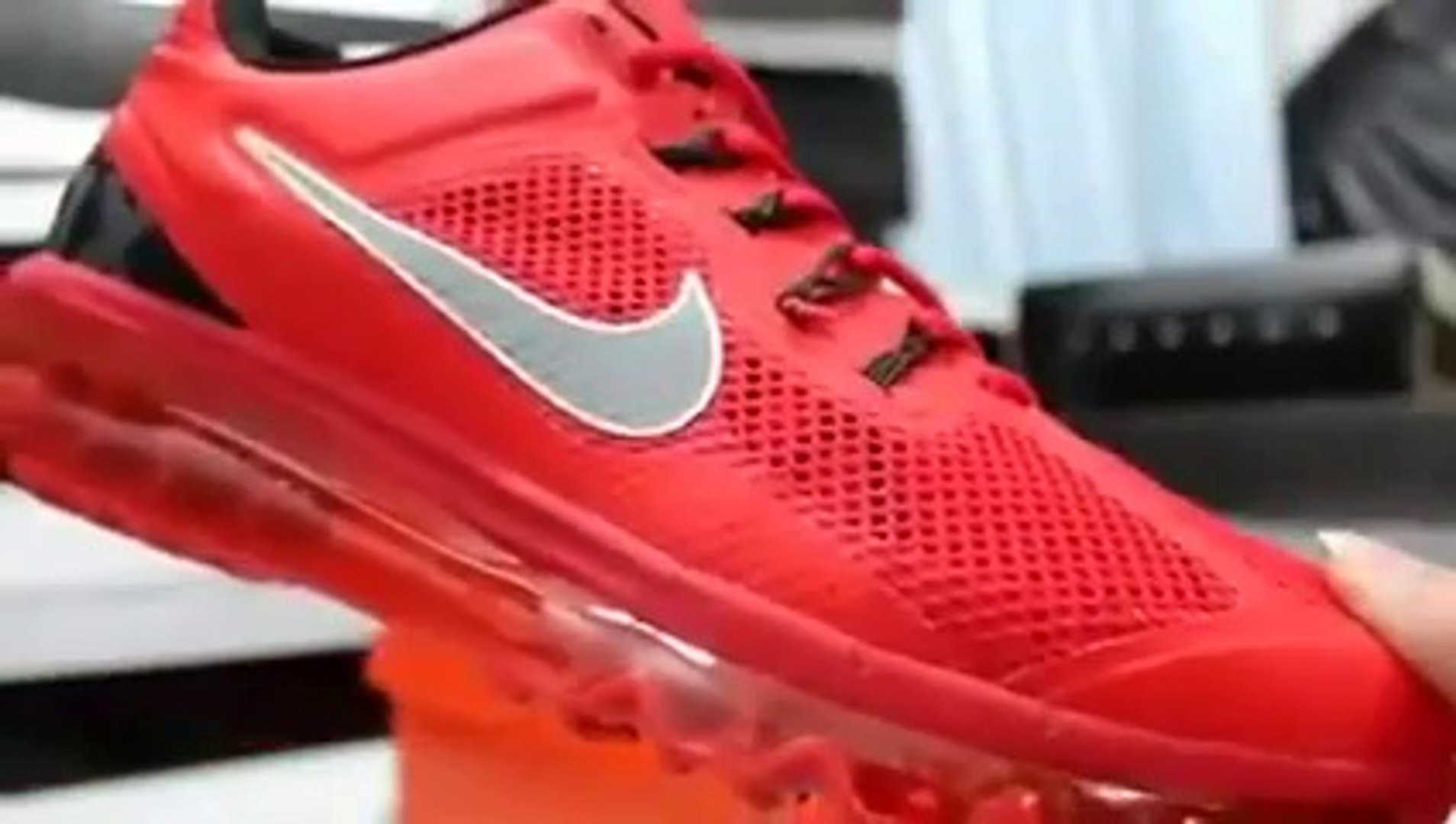 2014 cheap Fake vs real perfect Nike Air Max plus 2013 Red Shoes Cheap AAA Sneakers Reviews