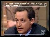 Sego-Sarko - Debat 21.03.1993