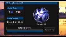 PSN Code Generator [January 2014] - Get Free PSN Codes [Generate Unlimited PSN Codes] [With Proof]