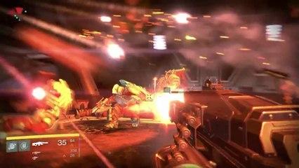 Gameplay Trailer E3 2014 de Destiny