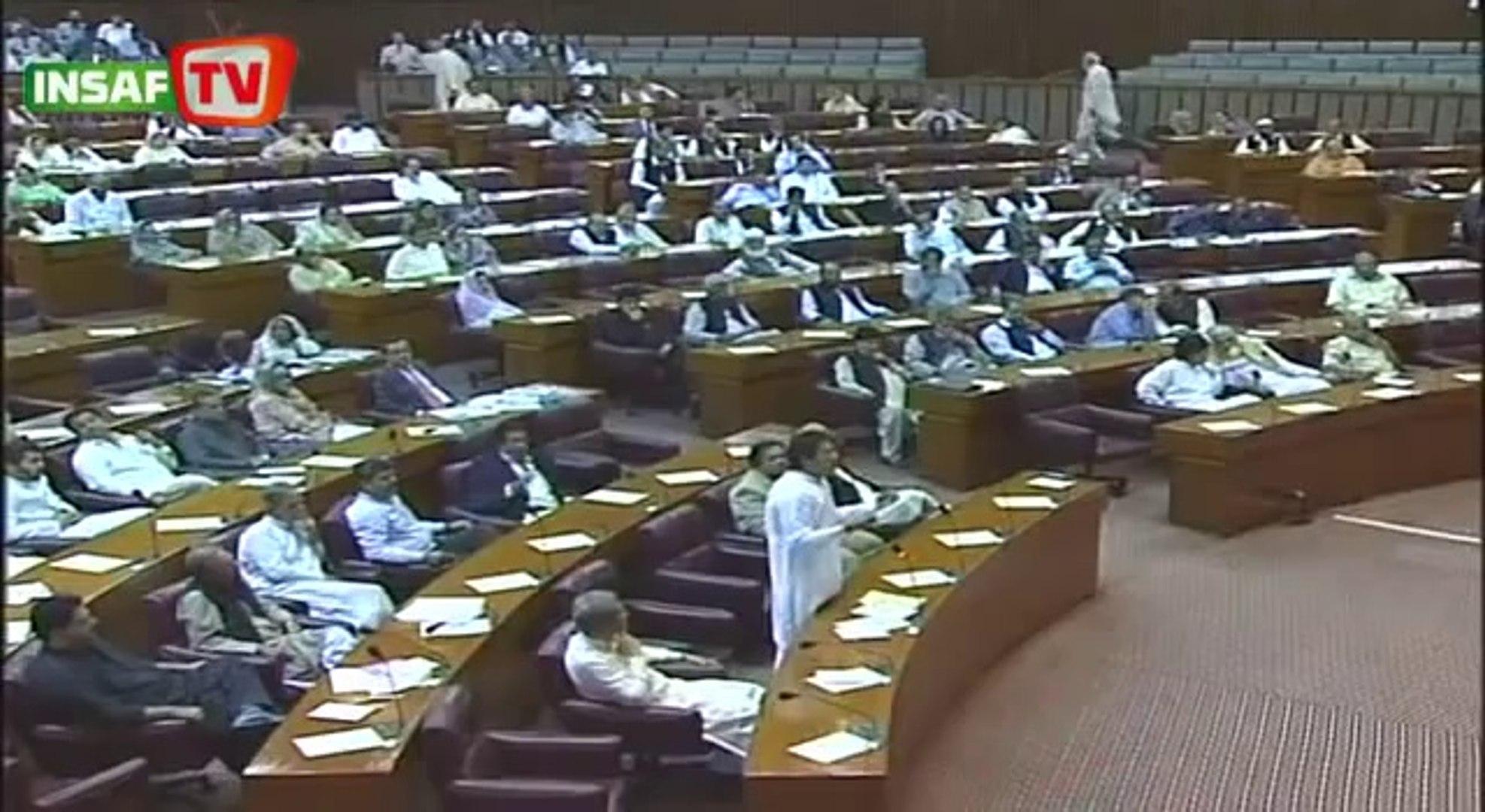 Imran Khan's Complete Speech at National Assembly (June 19, 2013) 19 06 2013 Full Speech