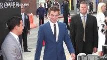 12.06.2014 The Rover LA premiere  Robert Pattinson -MediaVideos-Red Carpet