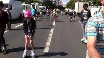 Ballade en vélo et rollers à la Plaine-Saint-Denis