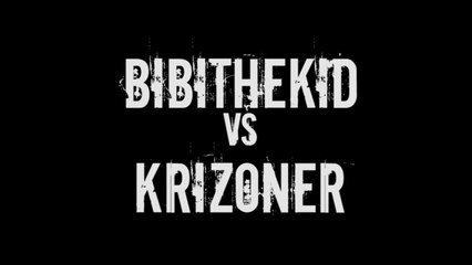 Draft Sud-Est - Krizoner vs Bibi the Kid