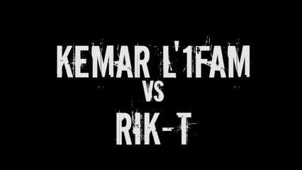 Draft Sud-Est - Kemar l'1fam vs Rik-T