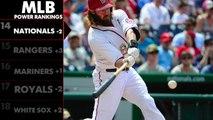 MLB power rankings: Giants, Blue Jays rise as others slip