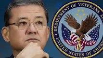 Veteran Affairs Secretary Shinseki resigns