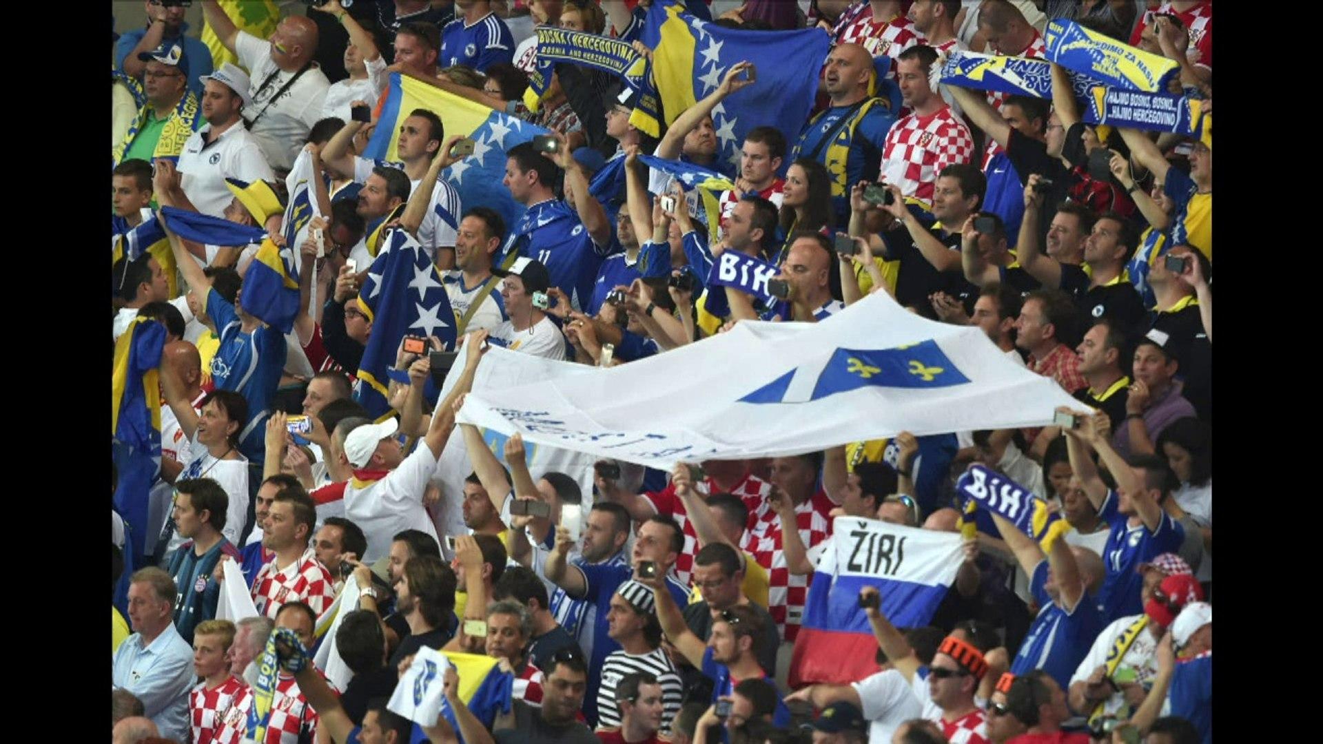 Argentina vence Bósnia na estreia