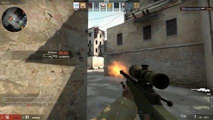 Counter Strike @ x264