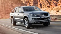 Volkswagen Amarok Ultimate With Bi-Xenon Headlights & LED Accents Revealed !