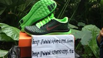 Nike Free 3.0 V4 Women Dark Grey Electric Green Wolf Grey Review From tradingaaa.com