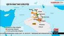 Telafer'in Kontrolü IŞİD'in Eline Geçti