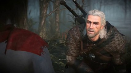 Gameplay (PS4/Xbox one) de The Witcher 3 : Wild Hunt