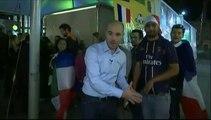 Coupe du monde : la joie des supporters français à Porto Alegre