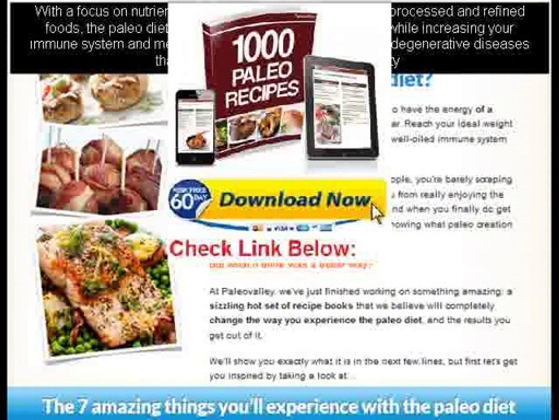 a free paleo diet meal plan