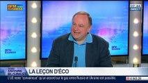Jean-Marc Daniel: 80% d'une classe d'âge au niveau du bac, l'objectif de Jean-Pierre Chevènement en 1985 – 16/06