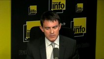 Manuel Valls : « Non », la réforme ferroviaire ne sera pas reportée