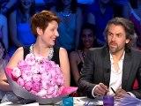 On n'est pas couché - Adieux de Natacha Polony avec Aymeric Caron (HD)