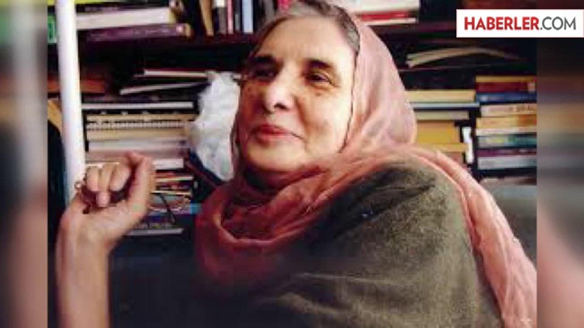 Senarist ve Yazar Ayşe Şasa, Hayatını Kaybetti