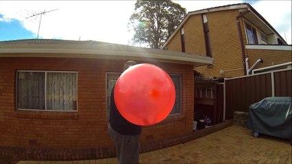 Gun VS Balloon