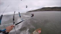 Notox kitesurf session - Kite
