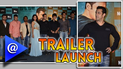 Salman Khan releases First trailer of KICK - AtBollywood - EXCLUSIVE!