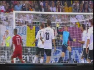 Germany 1 Portugal 0 - Group B - Euro 2012 (9th June 2012)
