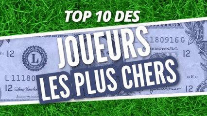 Top 10 des joueurs les plus chers de la Coupe du Monde