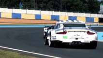 24 Hours of Le Mans - Porsche in the Qualification Rounds