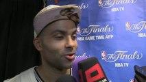 NBA: Parker et Diaw remportent le titre avec les Spurs