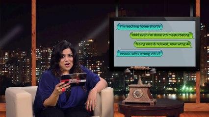 Smartphones AutoCorrect Fails while Texting Ep # 1 | Malishka Unleashed