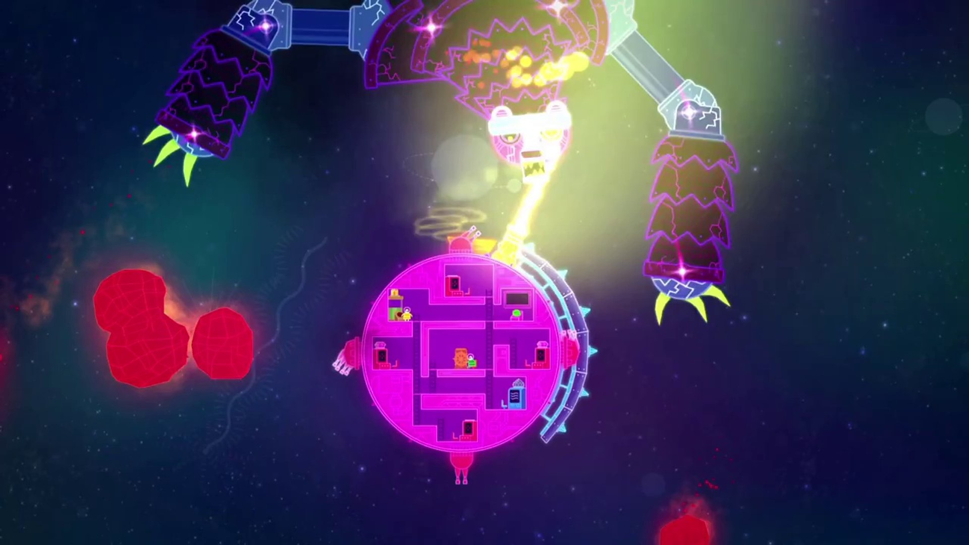 Love In A Dangerous Spacetime E3 2014 Trailer Video Dailymotion