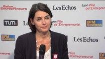 Karine DOGNIN-SAUZE, Vice-Présidente de l'innovation des Nouvelles Technologies du Grand Lyon