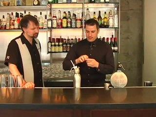Molecular Mixology - Cocktail Foam - Jamie Boudreau - The Cocktail Spirit with Robert Hess