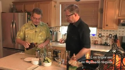 Margarita Cocktail - Home Bar Basics with Dave Stolte - Small Screen