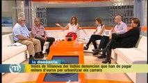 TV3 - Els Matins - Veïns de Vilanova del Vallès denuncien que han de pagar milers d'euros per urb