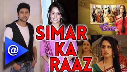 On the sets of 'Sasural Simar Ka' - AtTellywood