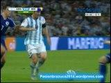 Argentina 2 Bosnia 1 (Relato  Walter Nelson)  Mundial Brasil 2014 Los goles