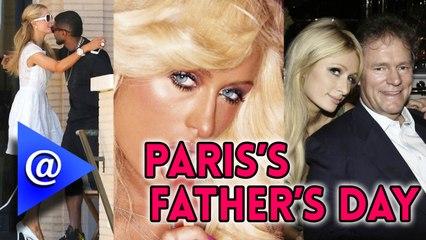 Paris Hilton Kisses her Fans - AtHollywood