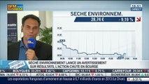 Séché Environnement, le mauvais élève des marchés financiers: Éric Lewin, dans Intégrale Bourse – 16/06