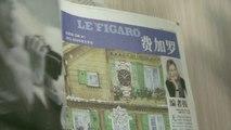 Interview des directrices du Figaro - NEC plus ULTRA
