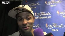 Basket / NBA : la revanche des Spurs de Tony Parker - 16/06