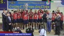 Finale Coppa Europa 2014 - Savigliano 15 giugno 2014 - Premiazione finale