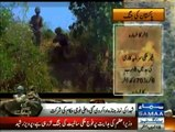 News Report on Martyrs of Zarb-e-Azb operation
