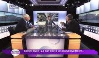 Ça Vous Regarde - Le débat : Grève SNCF : les syndicats défient le gouvernement