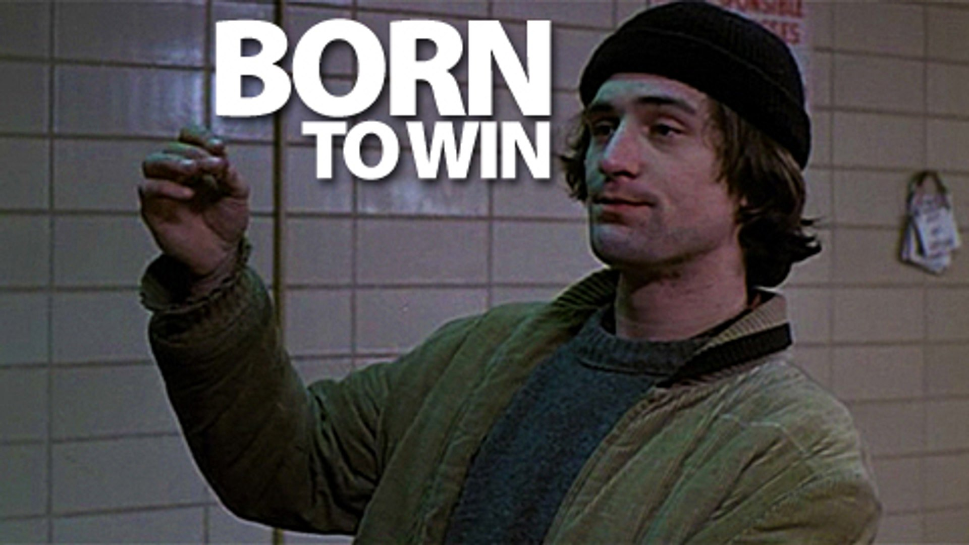 Born To Win (1971) - Robert De Niro, George Segal, and Karen Black - Feature (Comedy, Crime, Drama)
