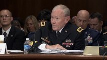 Top US military official says Iraqi government has asked US for airstrikes against ISIL rebels